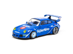 1/64 RWB 993 SuperNine * Tarmac Works x illest Asia Special Edition *