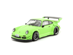 1/64 RWB 930 Lime Green Mopar-esque Japan * Tokyo Auto Salon 2019 Special Model *