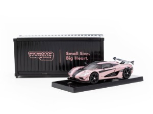 1/64 Koenigsegg Agera RS Taipei Gold Taiwan Special Edition