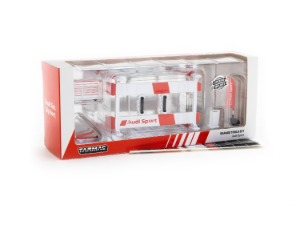 1/64 Garage Tools Set Audi Sport