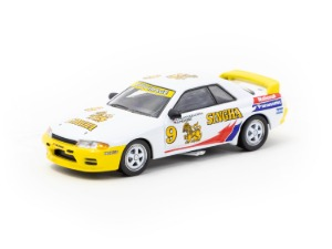 1/64 Nissan Skyline GT-R R32 South East Asia Touring Car Championship 1992